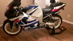 GSXR750 for sale or trade