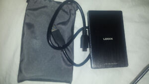 Logiix usb 3.0 ultra high speed hard drive enclosure