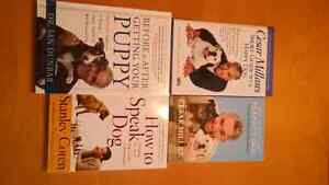 Books on raising a puppy