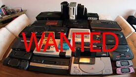 WANTED Nintendo & sega games & consoles,nes/Super Nintendo snes/n64/GameCube/game boy etc
