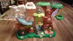 Little People Jungle Zoo Fisher Price
