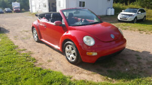 2007 Volkswagen New Beetle Convertible-NEW MVI!!!!