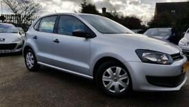 2011 Volkswagen Polo 1.2*5 Door*Very Low Mileage*Excellent Condition