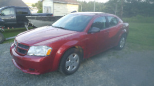 2008 dodge avenger New MVI