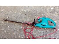 Bosch Hedge Trimmer - Long blade - Very Good Condition