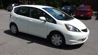 2012 Honda Fit Berline