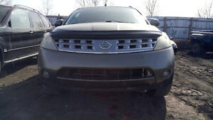 03 04 05 06 07 Nissan Murano; New & Used Parts **