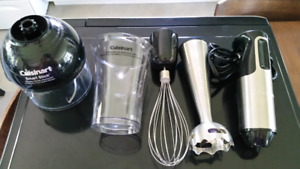 Cuisinart Smart Stick Hand Blender with Accessories
