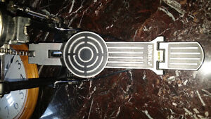 Sonor bass drum pedal, single