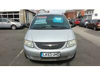 2004 Chrysler Voyager Diesel Anniversary 7 Seater From £3,195 + Retail Package M