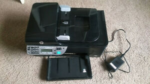 HP Officejet 4500 Wireless inkjet printer and scanner