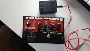 Hot british Radial Tonebone Distortion