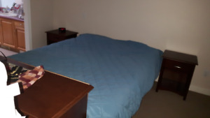 big master bedroom with own bathroom, avail. May.1st.