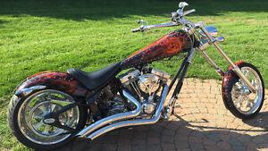 Chopper American Ironhorse