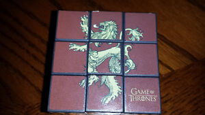 GAME OF THRONES PROMO RUBIES CUBE
