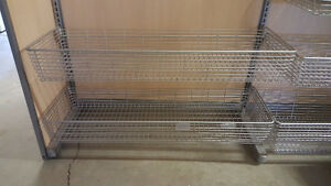 New Reduced Price!!! Industrial Baskets