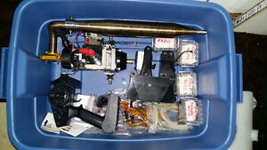 rc boat engine and parts Peterborough Peterborough Area image 1