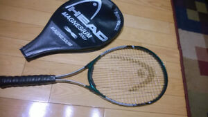 Head Magnesium 2100 Tennis Racquet  like new great shape