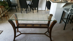 Coffee and console table for sale