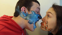 Face Painting by Vera Fustic
