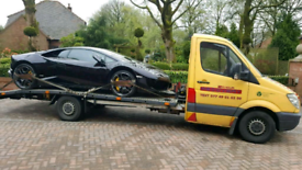 24/7 Car Recovery Vehicle Transportation, Collection Delivery Service