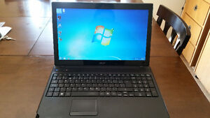 Quad-Core Acer Laptop 6 GIGS DDR3 RAM 500GB HardDrive HDMI