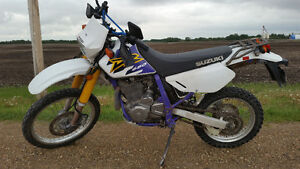 1996 DR 650, 2400 or Trade for Cruiser