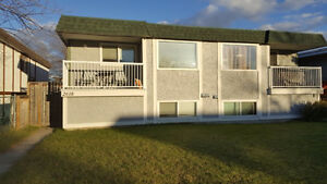 Two bedroom lower unit UTILITIES INCLUDED