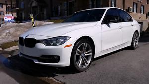 2013 BMW 328i xdrive Transfert de bail 450$/mois