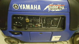 Yamaha generator for sale.