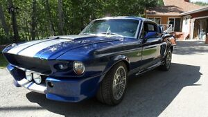 1967 Mustang Eleanor, My Baby, Its a Beauty, One of a kind