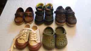 Toddler shoes sizes 4,5,6,7