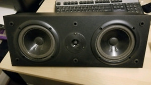 Infinity Video 1 Center Speaker for Home Theatres