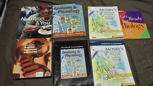 George Brown College Personal Support Worker PSW books