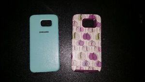 Galaxy S6 cases for sale // $30 obo