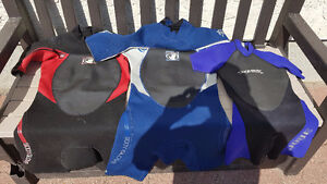Wetsuits $25 each