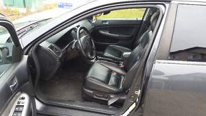 2005 Honda Accord EX-L Sedan Fully Loaded Strathcona County Edmonton Area image 3