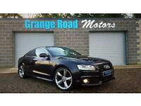 2011 60 AUDI A5 2.0 TDI S LINE SPECIAL EDITION 2D 168 BHP DIESEL