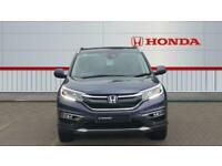 2017 Honda CR-V 1.6 i-DTEC SE Plus 5dr 2WD [Nav] Diesel Estate Estate Diesel Man