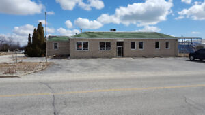 COMMERCIAL PROPERTY in  KINGSVILLE Prime location