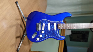 SQUIER STRATOCASTER  FOR SALE OR TRADE
