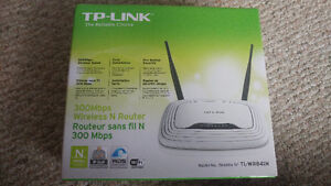 TP-Link TL-WR841N Wireless N300 Home Router