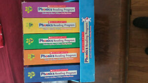 Scholastic Phonics Reading Program