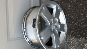 Mitsubishi Outlander rims with sensors Kitchener / Waterloo Kitchener Area image 2