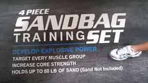 Fuel sandbag training set