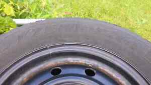 Winter tires Peterborough Peterborough Area image 2