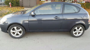 2008 Hyundai Accent GLS.. SUNROOF... Coupe (2 door)...CERTIFIED