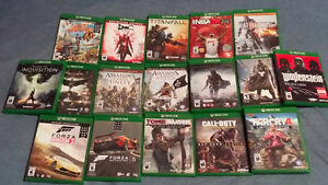 Various Xbox One Games !!!! (Prices are Lower)