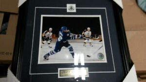Jeff O'neill Toronto Maple Leafs Picture