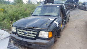 2002 RANGER.. JUST IN FOR PARTS AT PIC N SAVE! WELLAND